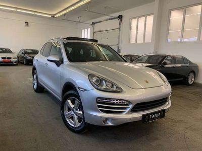 gebraucht Porsche Cayenne II 3,0 Diesel Aut.*1-BESITZ-DOKTOR*TOP-AUSSTATTUNG