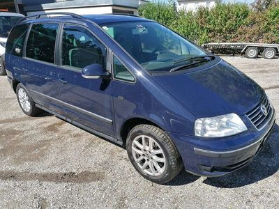 gebraucht VW Sharan V6 Business 4motion Kombi / Family Van
