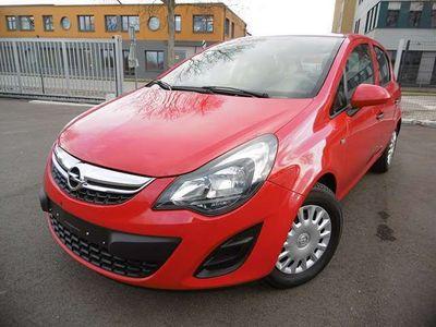 gebraucht Opel Corsa 1,2 Ecotec Edition EURO 5, KLIMA, Servisheft