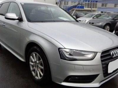 gebraucht Audi A4 Avant 2,0 TDI quattro DPF