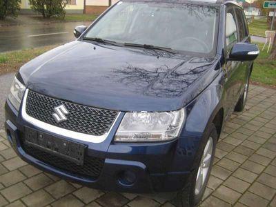 gebraucht Suzuki Grand Vitara Vitara1,9 VX-E Special DDiS SUV / Geländewagen