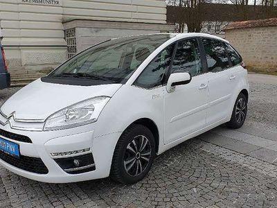 gebraucht Citroën C4 Picasso VTi 120 Jubiläums Collection Kombi / Family Van