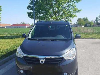 gebraucht Dacia Lodgy Lauteste dCi 7-sitzig Kombi / Family Van,