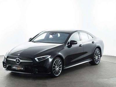 gebraucht Mercedes CLS400 d 4MATIC Aut. AMG LED RADAR 20-ZOLL BURMESTER
