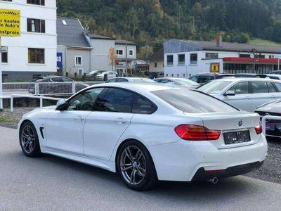 gebraucht BMW 418 Gran Coupé M-PAKET Sport *TOP ZUSTAND