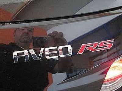 gebraucht Chevrolet Aveo RS 1,4 Turbo Kombi / Family Van,