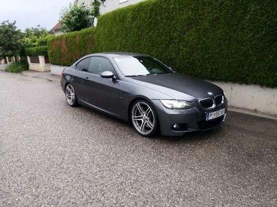 gebraucht BMW 335 3er xDrive Coupe Aut.