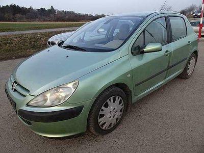 gebraucht Peugeot 307 1,6 16V XS Tiptronic Limousine