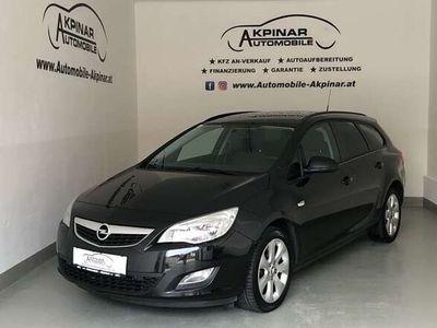 gebraucht Opel Astra ST 1,7 Ecotec CDTI Edition 30 ab 123€ /Mo