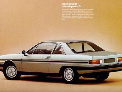 gebraucht Lancia Gamma Coupe Pininfarina 2500