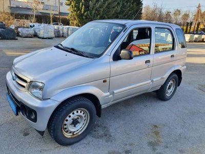 gebraucht Daihatsu Terios 1,3 Top 4x4 Klima und Pickerl !!!!