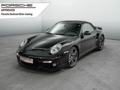 gebraucht Porsche 911 Turbo Cabriolet II