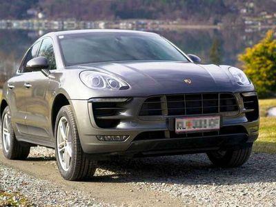 gebraucht Porsche Macan S Approved Garantie bis 09/22