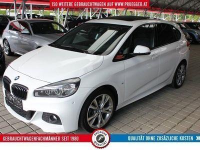 gebraucht BMW 218 Active Tourer d Automatik M-SPORT NP 49.895,-