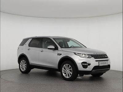 gebraucht Land Rover Discovery Sport 2,0 TD4 150 4WD SE Aut.