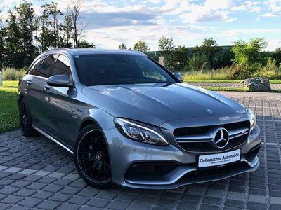 gebraucht Mercedes C63 AMG AMG -Klasse T Aut. **NUR 34.000KM, NEUWERTIG.**