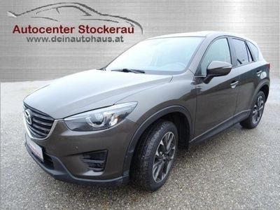 brugt Mazda CX-5 CD150 AWD Attraction // Nur 60.000 Km //