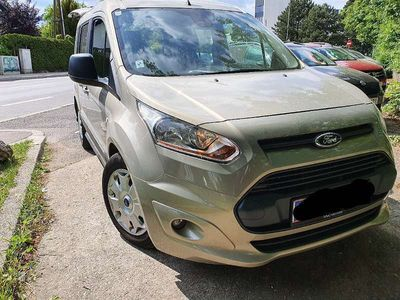 gebraucht Ford Tourneo Connect 1.6 TDCI Kombi / Family Van