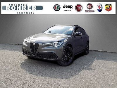 gebraucht Alfa Romeo Stelvio B-Tech 2,0 ATX AWD