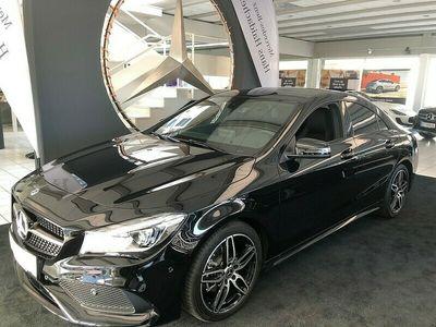 gebraucht Mercedes CLA200 d Austria Edition Aut.