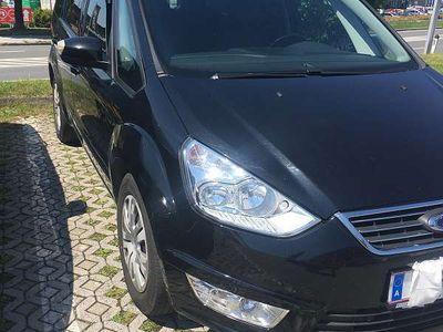 gebraucht Ford Galaxy Trend 2,0 TD Kombi / Family Van