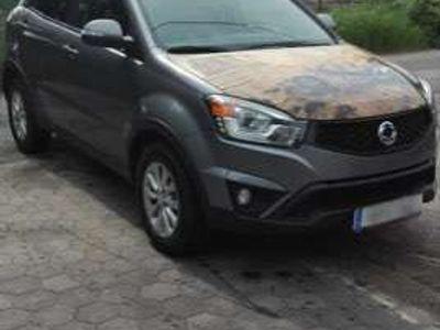 gebraucht Ssangyong Korando 2,0 Diesel 6 Gang Getriebe SUV / Geländewagen