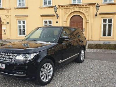 used Land Rover Range Rover 4,4 SDV8 Vogue DPF GARANTIE ÖAMTC TOP Ausstattung