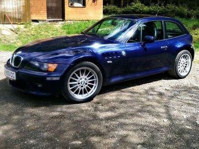 gebraucht BMW Z3 2,8 Coupe Sportwagen / Coupé