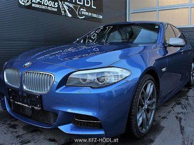 gebraucht BMW M550 5er-Reihe d xDrive Österreich-Paket Aut. Limousine,