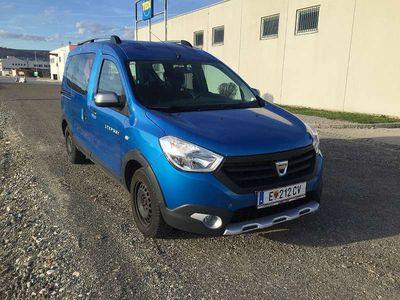 gebraucht Dacia Dokker Stepway Kombi / Family Van