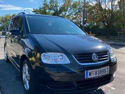 gebraucht VW Touran Trendline 1,9 TDI DPF