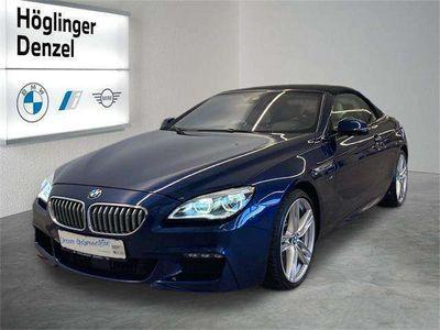 gebraucht BMW 650 Cabriolet 6er-Reihe i xDrive Cabrio Aut. / Roadster