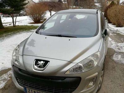 brugt Peugeot 308 HDI 136 Limousine,