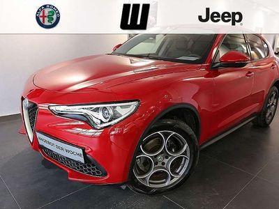 gebraucht Alfa Romeo Stelvio 2.0 200 PS ATX AWD SUPER W-Edizione