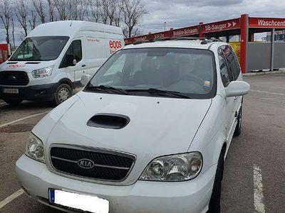 gebraucht Kia Carnival CarnivalEX Business 2.9 CRDi SUV / Geländewagen