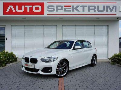 gebraucht BMW 118 118 d M Paket Aut.   € 188 mtl   LED   Navi   Al...