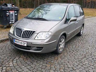 gebraucht Lancia Phedra 2,2 16 V Multijet Kombi / Family Van