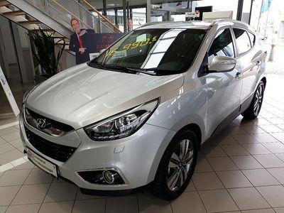 gebraucht Hyundai ix35 2,0 CRDi Style Aut. SUV / Geländewagen,