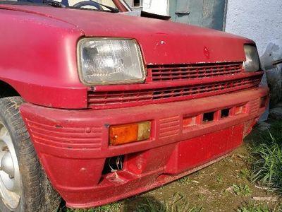 brugt Renault R5 Alpine Turbo
