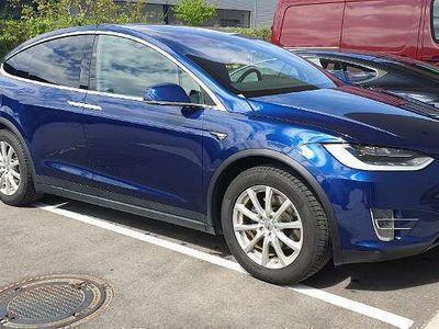 gebraucht Tesla Model X 100 D Limousine