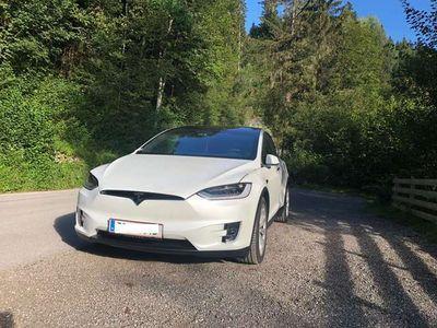 gebraucht Tesla Model X Long Range Raven 2020