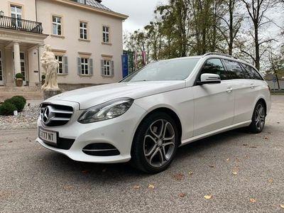 gebraucht Mercedes E200 CDI T Elegance A-Edition Plus Aut.