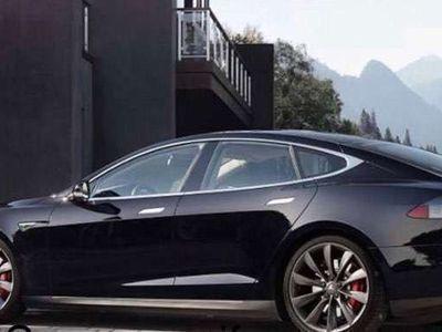 gebraucht Tesla Model S P85 mit Garantie bis 10/22