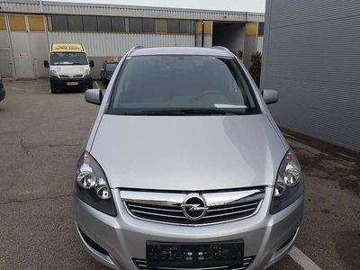 gebraucht Opel Zafira 2,0 Kombi / Family Van,