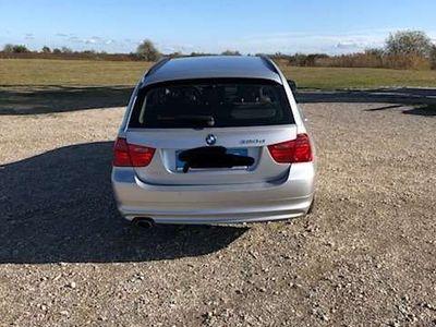 gebraucht BMW 320 3er-Reihe d xDrive Touring Österreich-Paket Kombi / Family Van