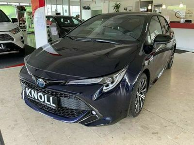 gebraucht Toyota Corolla 18 Hybrid Design