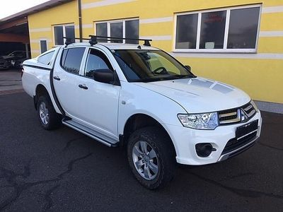 brugt Mitsubishi Pajero Pick up Work Edition 35 Double Cab 4WD 2,5 DID Wor