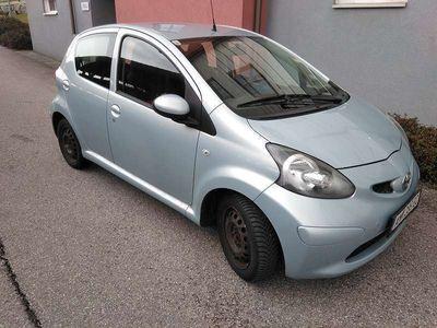 gebraucht Toyota Aygo 1,0 VVT-i Cool Klein-/ Kompaktwagen,