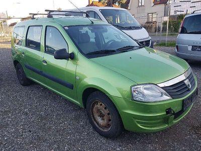 gebraucht Dacia Logan MCV Ambiance dCi 85 Kombi / Family Van
