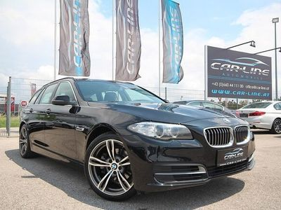 gebraucht BMW 520 d Touring Aut. Xenon, Harman Kardon, Navi Professional, K